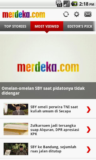 merdeka-app-beta for android screenshot