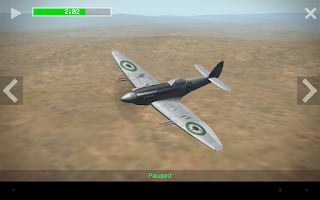 Screenshot of Strike Fighters Israel