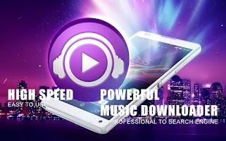 Screenshot of MP3 Music Downloader FREE
