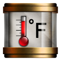 Thermometer + icon