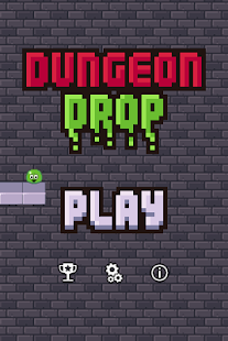 Dungeon Drop - screenshot