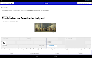 Screenshot of Decode Constitution