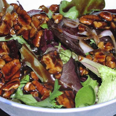Toasted Pecan Vinaigrette