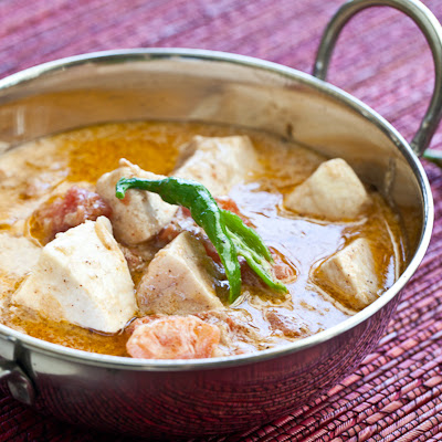 Indian Fish Coconut Curry