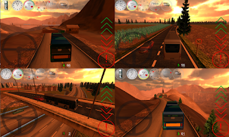 Screenshot of Duty Driver Bus LITE