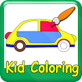 App Kid Coloring, Kid Paint version 2015 APK