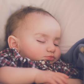 She Talks with Angels by Diane Eskridge - Babies & Children Babies ( asleep, ten months, sweet, dreams, 10 months, sleeping, baby )