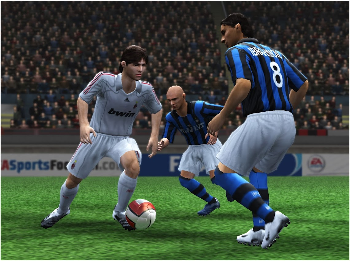 Producer David Rutter explains FIFA 09
