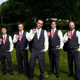 Men  by Amber Ruth - Wedding Groom