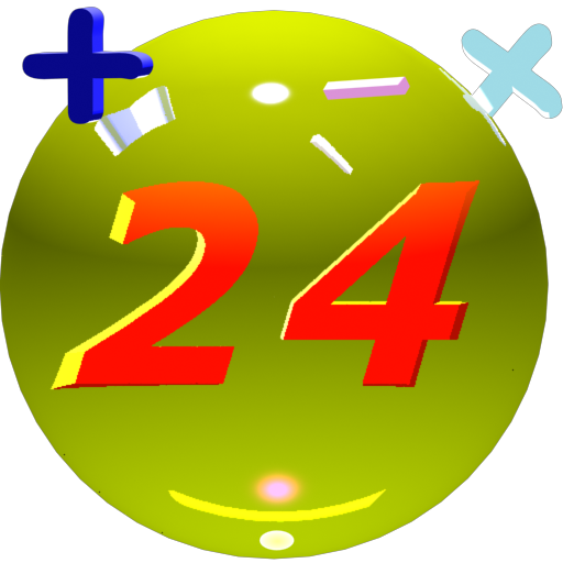Riddle of 24(Free Math Game)