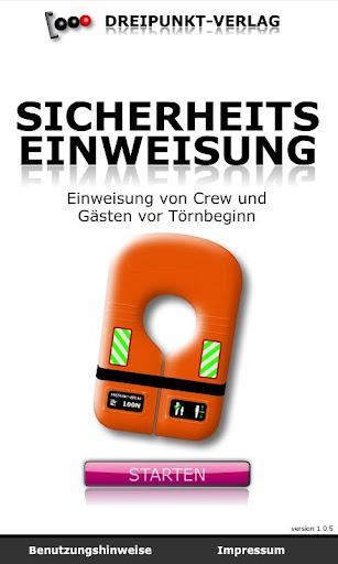 Crew-Einweisung