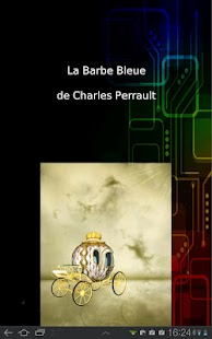 La Barbe Bleue, de C. Perrault - screenshot