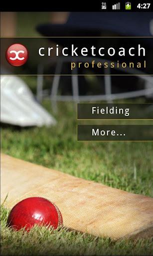 Cricketcoach Fielding