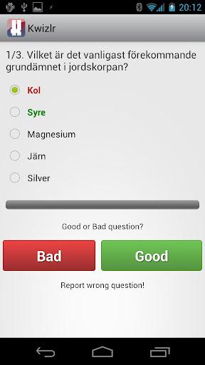 Kwizlr Free - Quiz for you