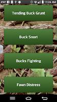 Screenshot of Free Field Caller - Deer Calls