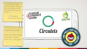 Screenshot of Circulets FREE
