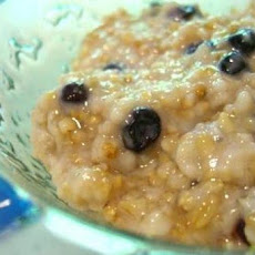 Irish Steel Cut Oatmeal