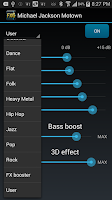 Screenshot of MusicFX6