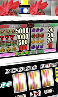 Rooster Slots - Free - screenshot