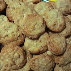 White Chocolate Macadamia Nut Cookies I
