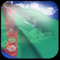 3D Turkmenistan Flag