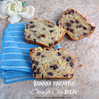 Pineapple Chocolate Chip Bread Recipes