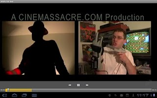 Screenshot of Cinemassacre