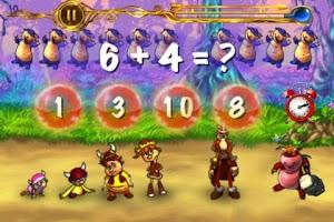 Screenshot of Hudriks Math For Kids Lite