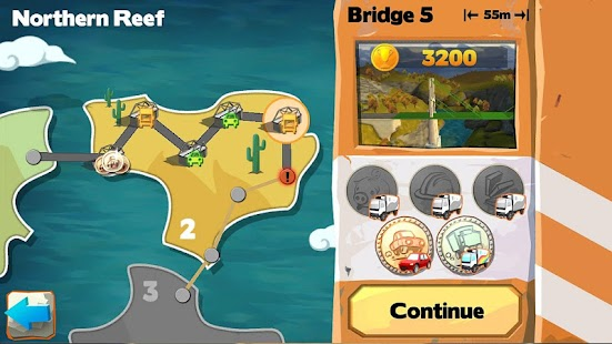 Bridge Constructor Playground Screenshot