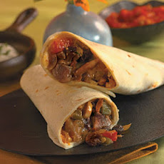 Picadillo Pork Burritos