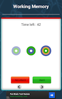 Screenshot of Complete Memory Training Game