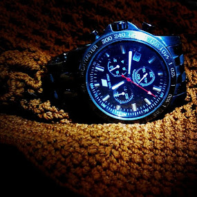 My_swiss_army by Rully Kustiwa - Instagram & Mobile Android ( lenovo, watch, stilllife, object )