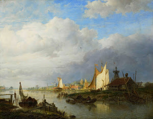 RIJKS: Hendrik Vettewinkel: painting 1847