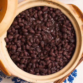 The Lazy Cook's Black Beans