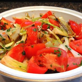 Tomato Eggplant Leek Recipes
