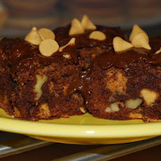 Katzen's Chocolate Peanut Butter Brownies
