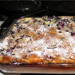 Blueberry Custard Recipes