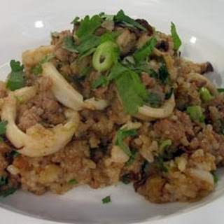 Squid Fried Rice Recipes