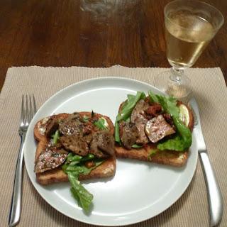 Fried Duck Liver Recipes