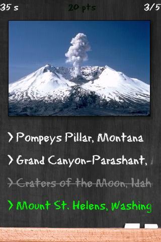 National Monuments Quiz