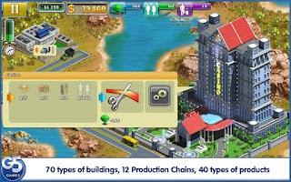 Screenshot of Virtual City®: Paradise Resort