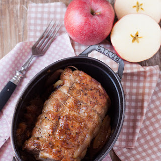 Boneless Pork Loin Roast With Apples Recipes