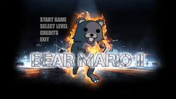 Screenshot of Bear Mario 2