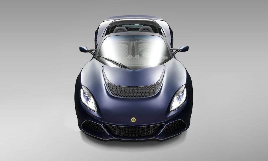 Lotus Exige S Roadster - carhoots