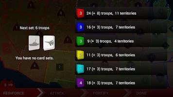 Screenshot of Border Siege LITE [war & risk]