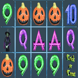 A8  Halloween Slot Machine