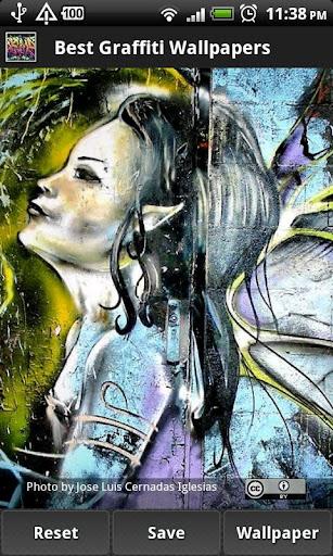 Best Graffiti Wallpapers