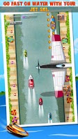 Screenshot of Crazy Boat Racing