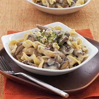 Mushroom Stroganoff Vegetarian Recipes