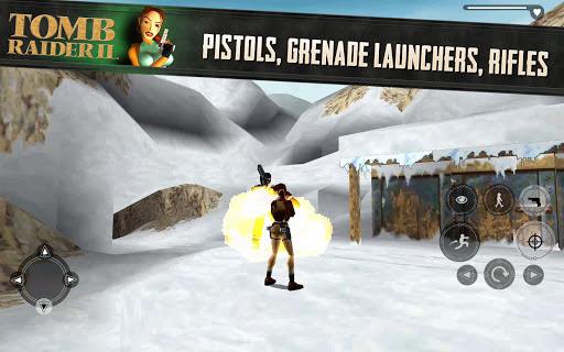 Tomb Raider II - screenshot